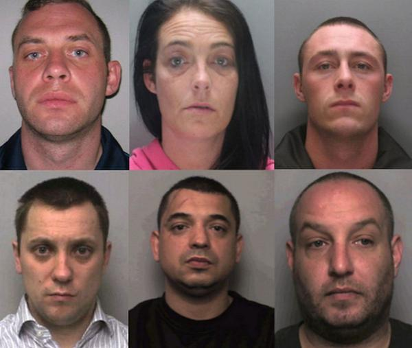 Dealers travelled 300 miles to sell heroin in seaside flat