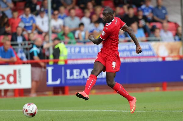 Izale McLeod has been brought in to score goals for Crawley