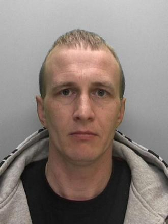 John Astley, 34, raped the 12-year-old in a car park