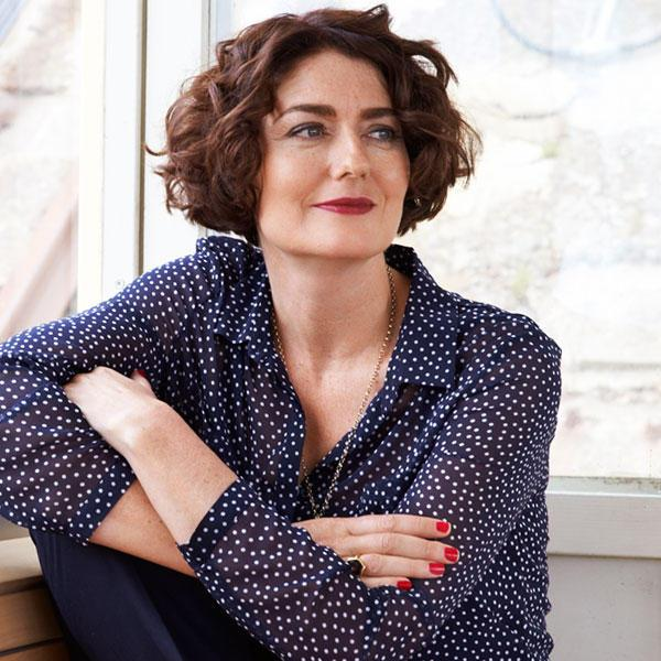 Anna Chancellor on life in Sussex, finding the best hamburgers and still being recognised as 'Duckface'