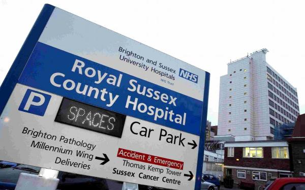 Hospital struggling to meet demand