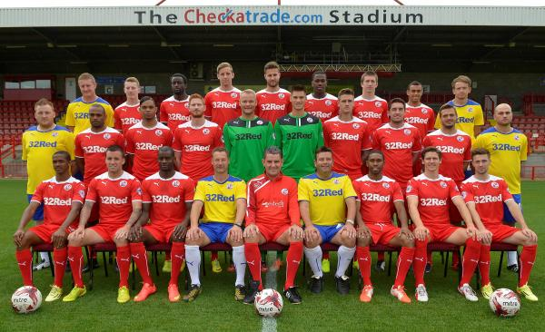 Reds' squad for the new season
