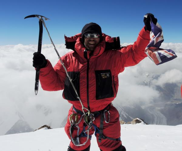 Adrian Hayes on K2