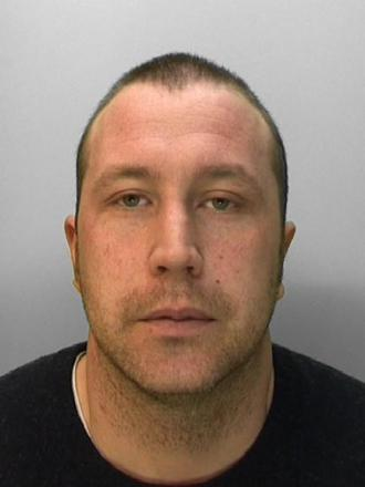 Tony Cocks, jailed for beating up a man who urinated in his garden