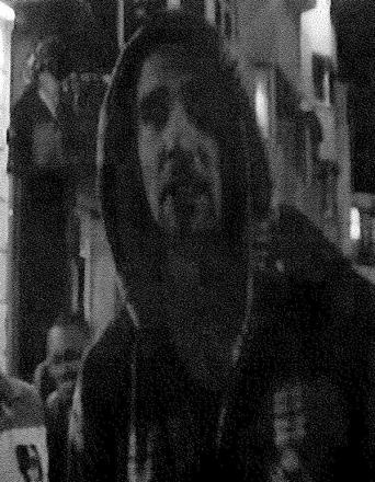 Man holding guitar could hold vital clues to Brighton city centre attack