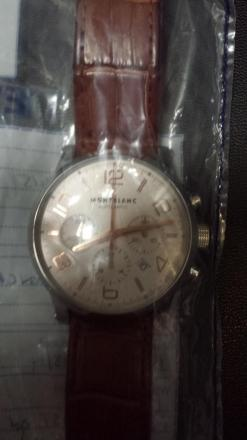 Lost a Mont Blanc watch?