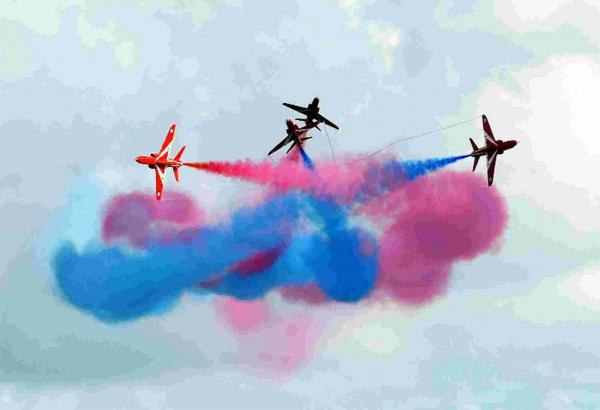 Eastbourne gets Airbourne for a fabulous international air show