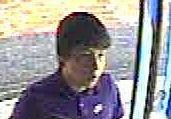 CCTV of the boy police are seeking