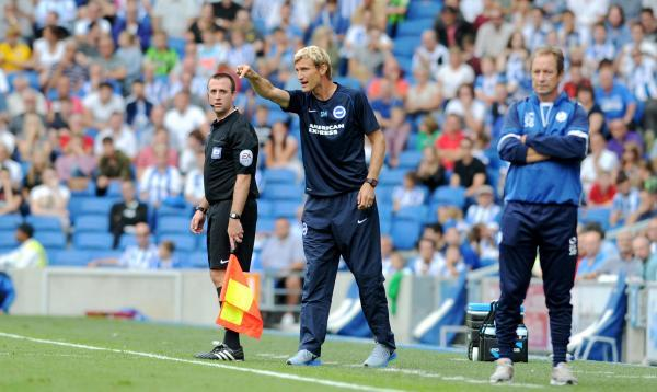 Sami Hyypia wants Albion to combine battling ability with looking after the ball better
