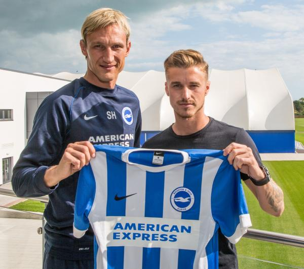 New boy Bennett reckons he can be just right for Albion