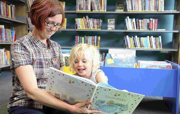 New chapter as library opens