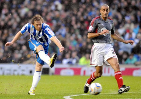 Albion and Bolton shared a dramatic 1-1 draw at the Amex two years ago. Do you expect a repeat today?