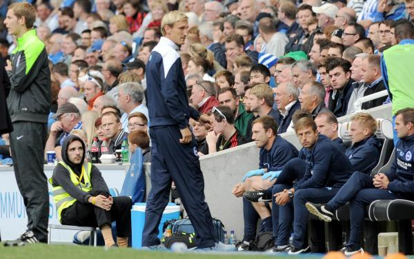 Sami Hyypia was pleased with his side's reaction to going 1-0 down