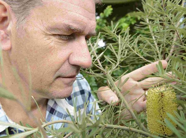 UK first for botanic garden with flowering