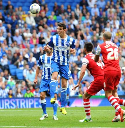Lewis Dunk heads Albion level - but was he your man of the match?