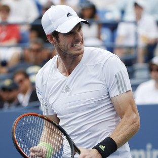 Murray through to round four