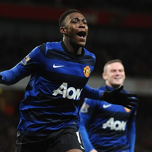 Manchester United Danny striker Welbeck is understood to be in talks ov