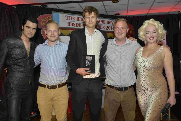Brighton And Hove Business Awards 2014