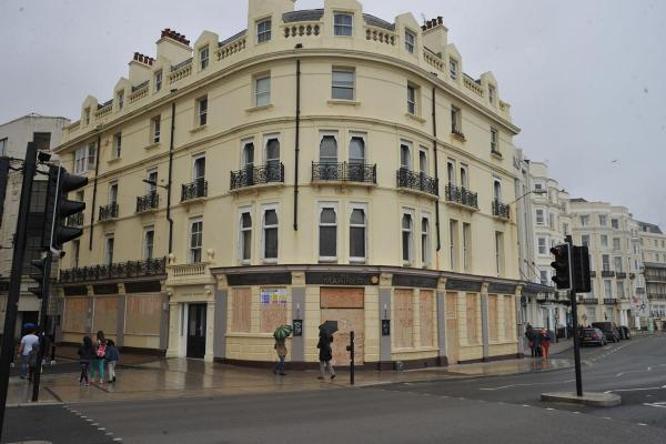 The Mariner Pub in East Street Brighton