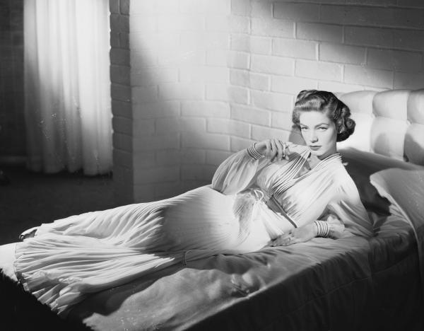 The day Lauren Bacall a