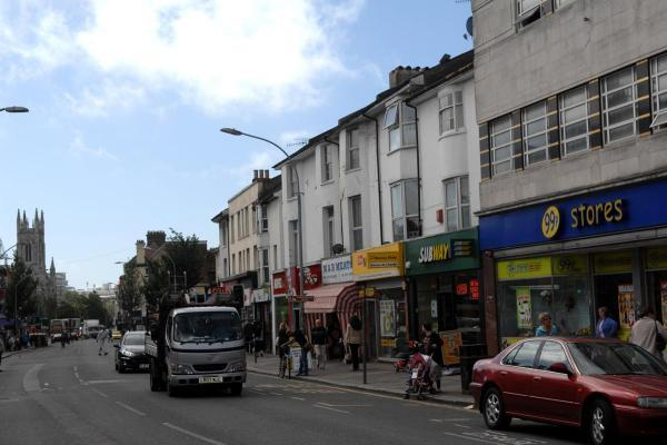 London Road, Brighton