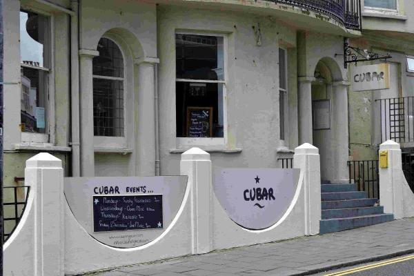 CuBar in Preston Street, Brighton, has been accused of 'harming residents'