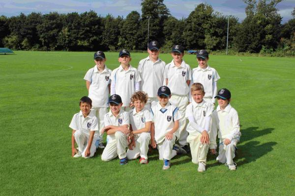 St James Montefiore Under-10s cricket team