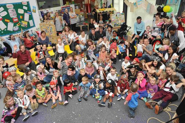 Cherry Tree Nursery Brighton, celebrates 10th Anniversary