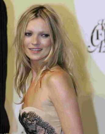 Good looker Kate Moss