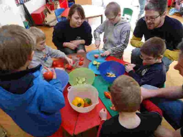 Brighton and Hove Inclusion Project's Fiveways Saturday Club