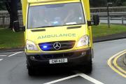 Schoolboy suffers broken foot after being hit by car