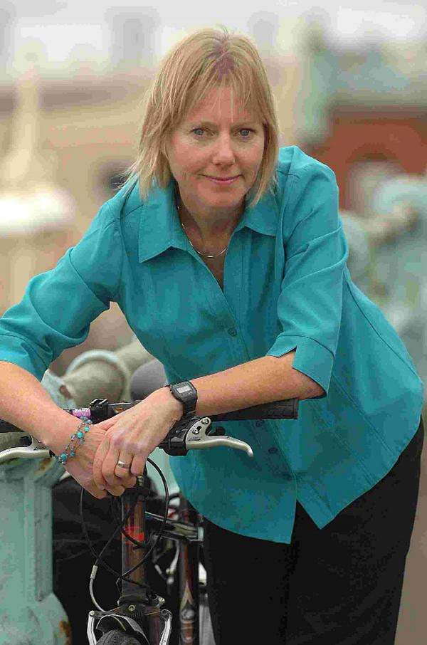 Becky Reynolds of Bricycles