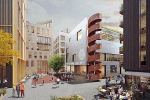 £100m Circus Street development approved