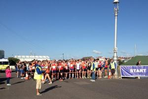 Runner completes double success with win in Hove 10k