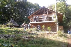 Moulsecoomb Forest Gardens celebrates 20 years of Brighton wildlife