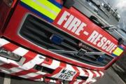 Two people rescued from bedroom fire in Polegate