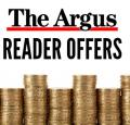 The Argus: READER OFFERS