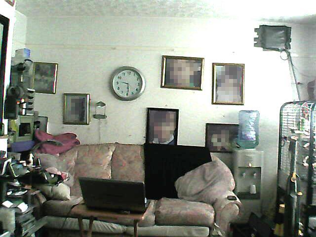Webcam room