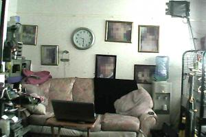Webcam from Brighton front room hacked and uploaded onto Russian website