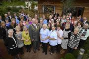 The Martlets awards for long service for staff and volunteers