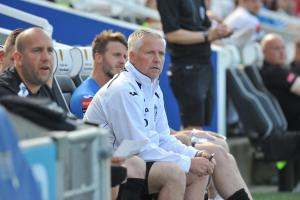 Saunders steps down as Peacehaven boss