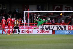 Video: Watch as Crawley lose at home to Port Vale in League One
