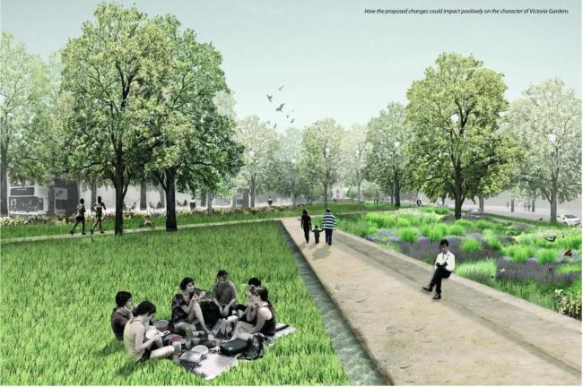 £8 million funding of Valley Gardens project confirmed