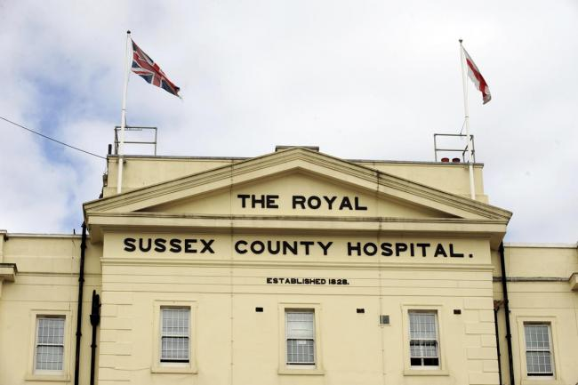 Hospital trust ends £15m contact for cleaning, catering and portering from private firm Sodexo