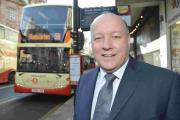 Martin Harris, managing director of Brighton and Hove Bus Company