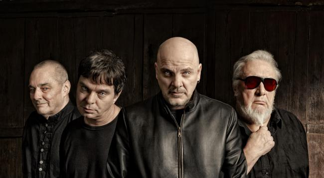 The Stranglers. Credit David Boni