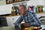 Norman Cook aka Fatboy Slim at his home in Hove