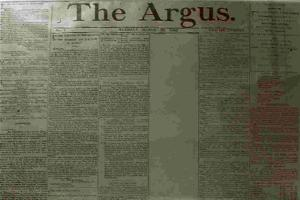 It's our birthday: The Argus celebrates 135 years