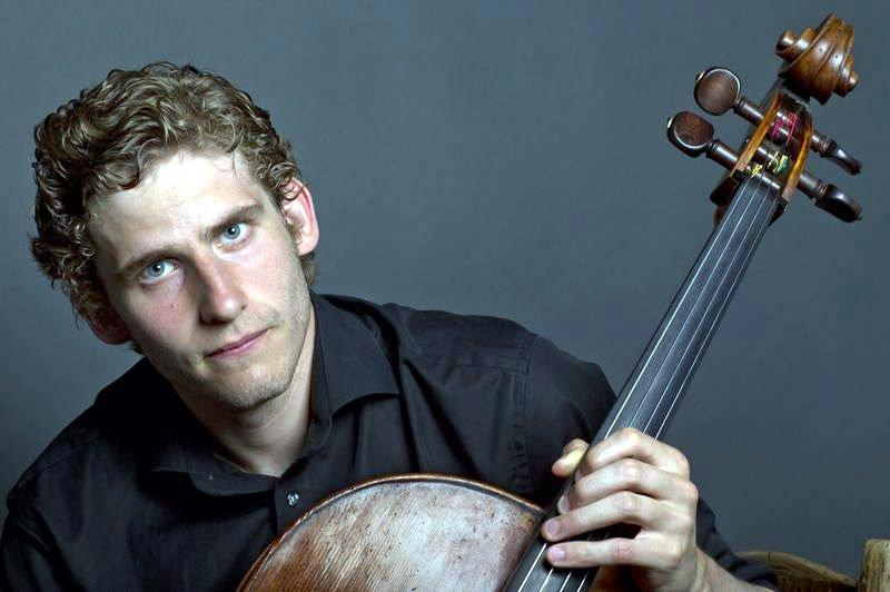 Andreas Brantelid - soloist with the London Philharmonic Orchestra
