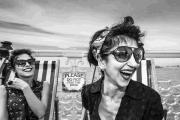 An impression of Brighton life by  award-winning  photographer  Heather Buckley
